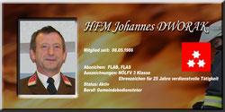 Johannes DWORAK