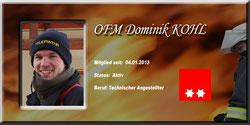 Dominik KOHL