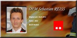 Sebastian REISS