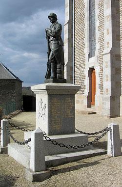 Photo - Monument aux morts Saint-Laurent-de-Cuves