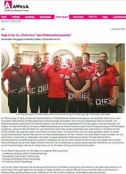 SC Diedersen - Pokal