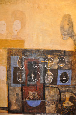 PAPISKO KUDZI EN COLLECTION CHEZ MAXANART - GALERIE D'ART VALBONNE