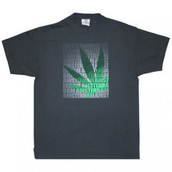 T Shirt Cannabis
