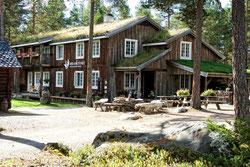 Herantunet Boutique Hotel mitten im Wald