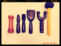 Kit Tok Sen 6 piezas, original de Tailandia