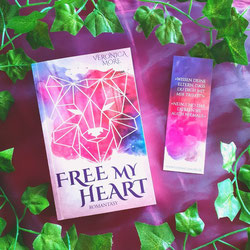 Bookmerch, Fanartikel, Free my heart, Veronica More
