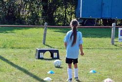 Torwand mieten Fussballgolf Eventmodule Verleih Hüpfburg Kinderanimation