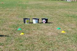 Kinderanimation Eventmodule mieten Fussballgolf Module Verleih Minigolf Bürogolf