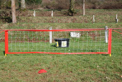 Fussballturnier Turnierplan Eventmodule Verleih Fussballmodule günstig mieten Menschenkicker Tischkicker Torwand