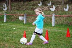 Fussballmodule mieten Dribbelparcours Kindergeburtstag Frankfurt EM 2016 Torwand mieten