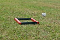 Fussballgolf Module mieten Fussballmodule Vereinsfeier Frankfurt Eventmodule Torwand Hüpfburg