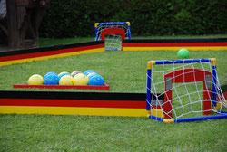 Fussball Billiard mieten EM 2016 Eventmodule Verleih Kinderanimation Frankfurt Kindergeburtstag