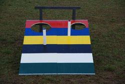 Torwand mieten Fussballgolf spielen Eventmodule Verleih Hüpfburg Fussballturnier Turnierplan Attraktionen
