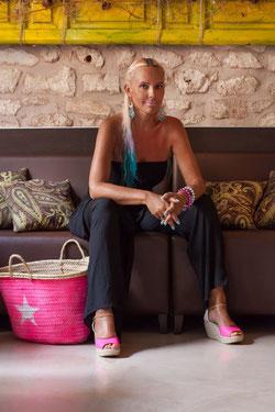 Actress, Model, writer                                               Natascha Ochsenknecht