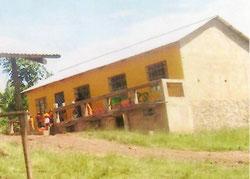 2012 entstand das schöne Kindergartenhaus.