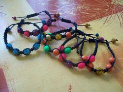 Bracelets Shamballa