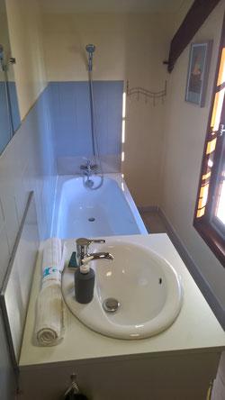 La résinière - salle de bain 1er étage