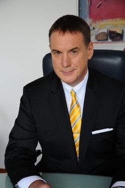 Dieter A. Sonnenholzer, Geschäftsführer und Coaching-Trainer