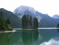 Julische Alpen, Raibler See, Lago del Predil