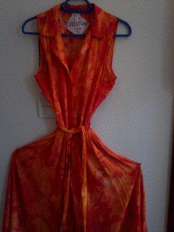 atelier couture pour débutant : évolution de la robe