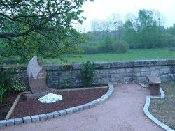 Le jardin du souvenir