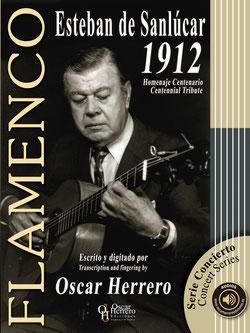 Libro de Partituras del CD 1912 - Esteban de Sanlúcar