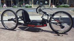 Handbike TT