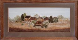 Nr. 1454 Landschaft im Burgund