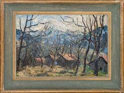 Nr. 3455 Frühlingslandschaft 1951