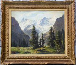 Nr. 1274 Finsteraarhorn, Fiescherhörner
