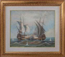 Nr. 3290 Seeschlacht