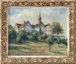 Nr.3384 St.Margrethen-Kirche bei Binningen,BL