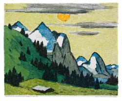 Nr.353 Wetterhorn