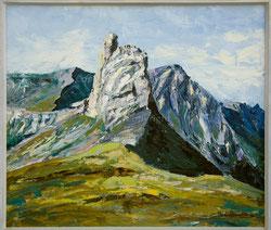 Nr. 433 Schwabhorn, Faulhorn