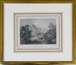 Nr.2167. Interlaken, Blick in Richtung Thunersee