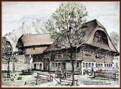 Nr. 598 Haus Ostermundigen im FLM Ballenberg