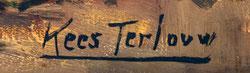 TERLOUW  (KEES)  CORNELIS