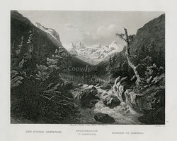 Nr.2197.01  Der Roseg Gletscher