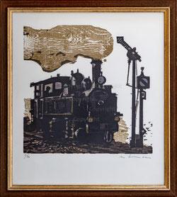 Nr. 3611 Dampflok