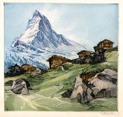 Nr.283 Matterhorn