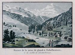 Nr.738 Ruine Bleimine Sichellauinen