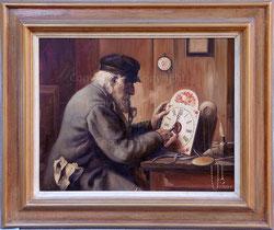Nr.1972;  Der Uhrmacher