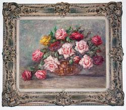 Nr. 1647 Rosenstilleben