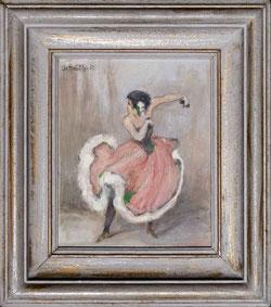Nr. 3509 Flamenco Tänzerin