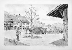 Nr. 0744 Bauernhof Szene