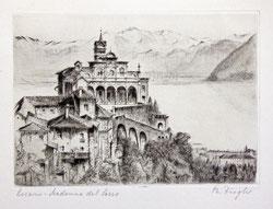 Nr.777 Locarno, Madonna del Sasso