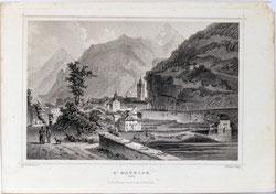 Nr.2606 St. Maurice um 1860