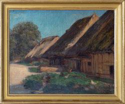 Bauernhof um 1900