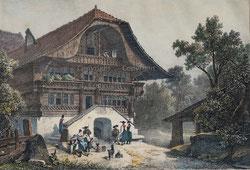 Nr. 3363 Auberge de Matten