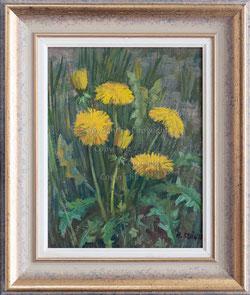 Nr. 3648 Löwenzahn Blumen